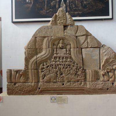 Historisch bedeutsames Exponat
