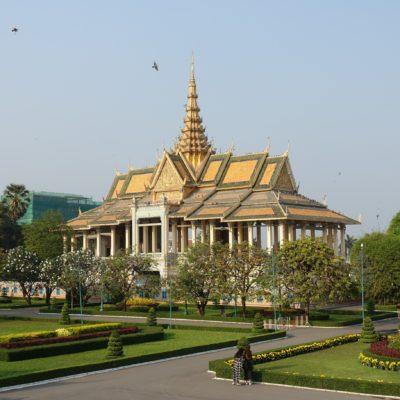 Königspalastgelände