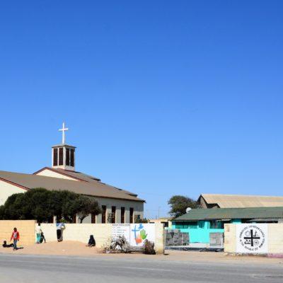 Immer auch eine Kirche