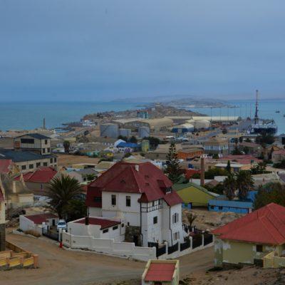 Lüderitz mit Hafen