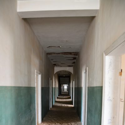 Hauptgang des Krankenhauses