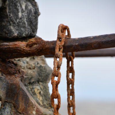 Hätte, hätte, Eisenkette